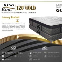 Colchon King Koil Luxury Pocket (2)