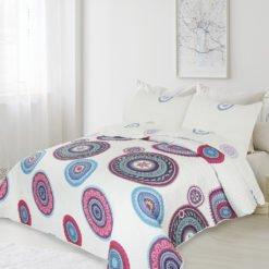 Cobertor mandalas