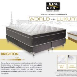 Colchon King Koil Brighton