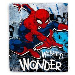 Manta Flannel Piñata Spider Man